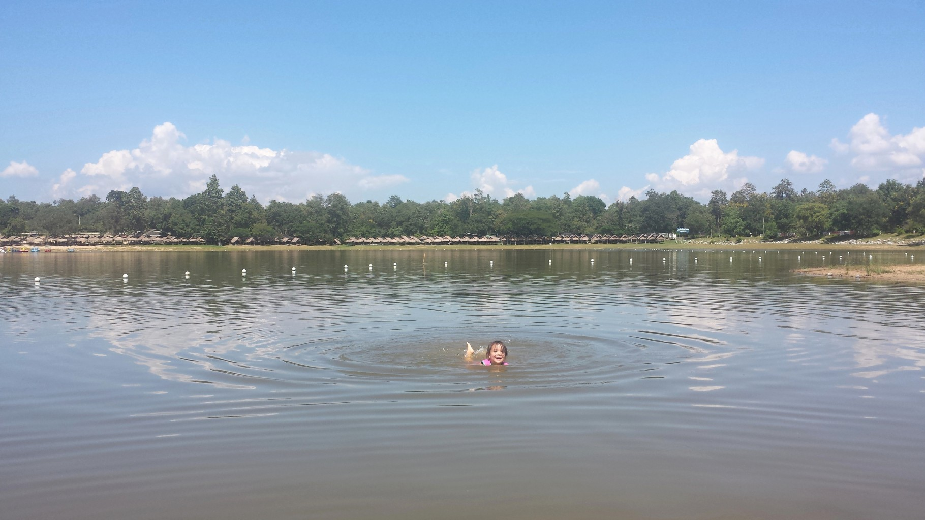 Huay Tueng Thao Lake