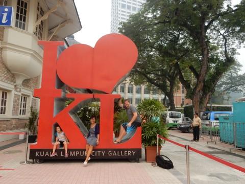 One Day in Kuala Lumpur