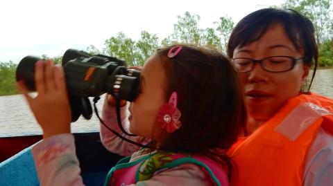 Kota Kinabalu Wetlands Tour & My Day as a Chinese Tourist