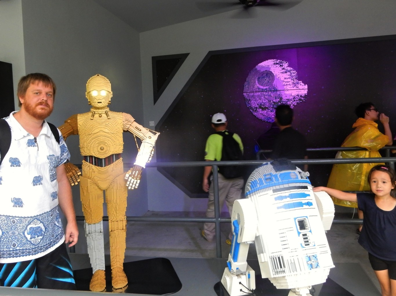Star War World In Legoland