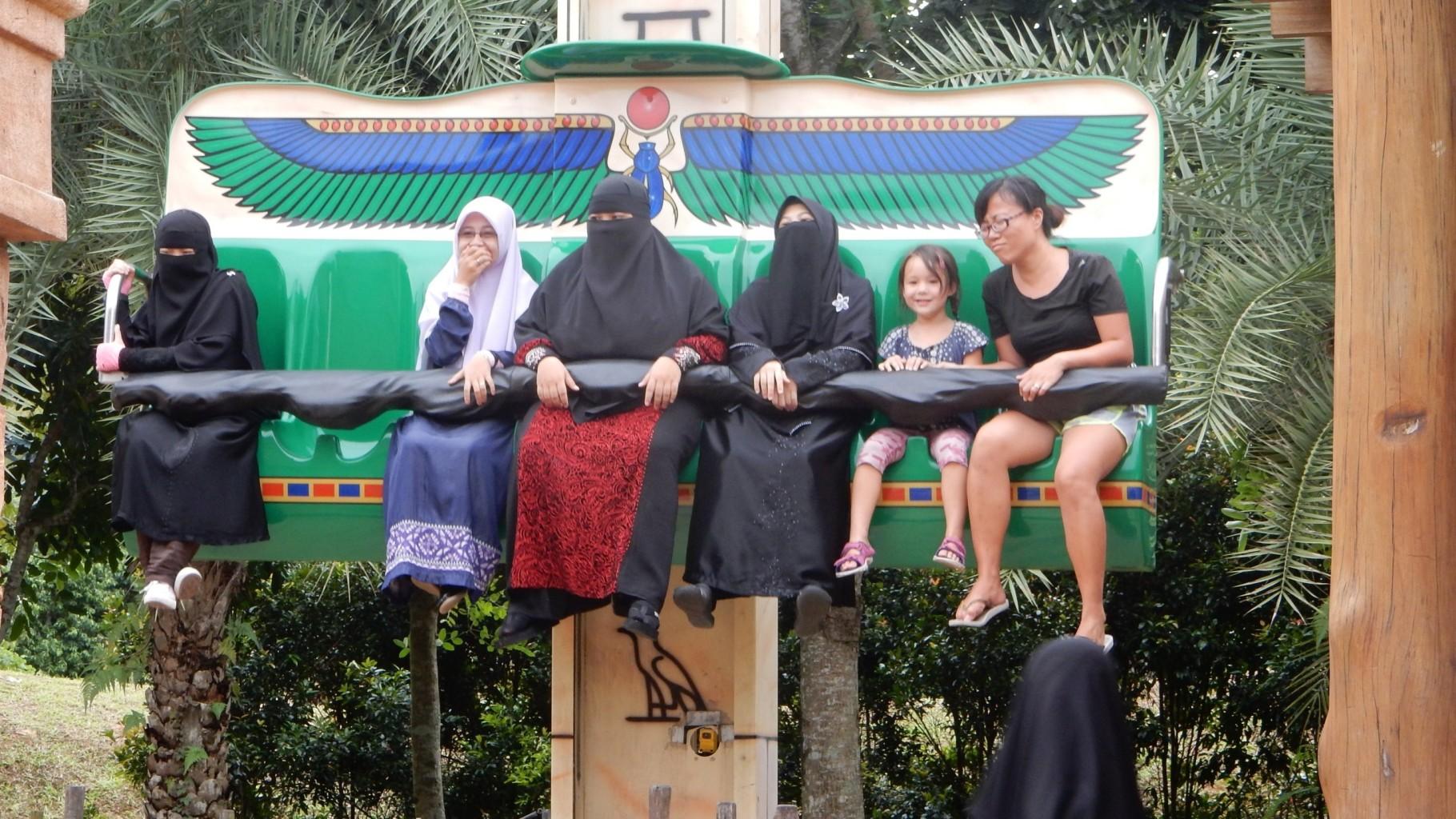 Beatle Bounce Legoland Malaysia
