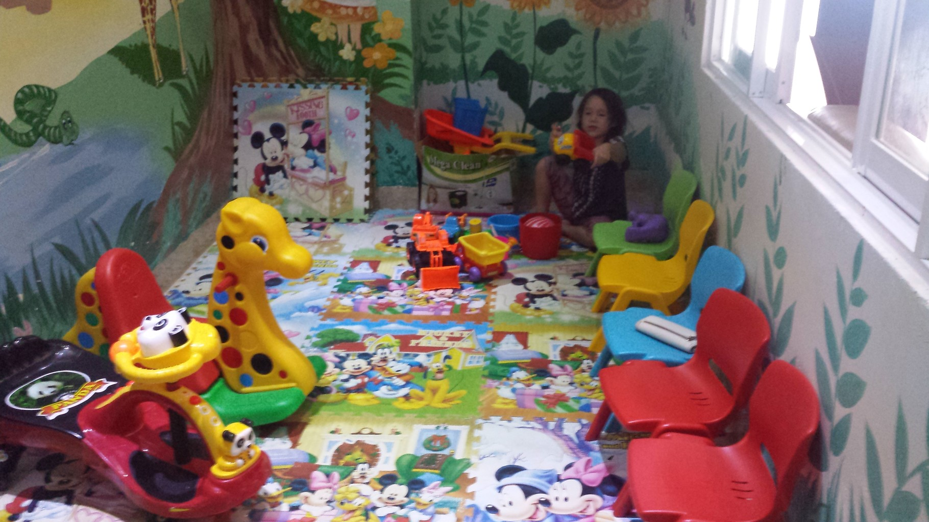Finger Hotel Kids Room