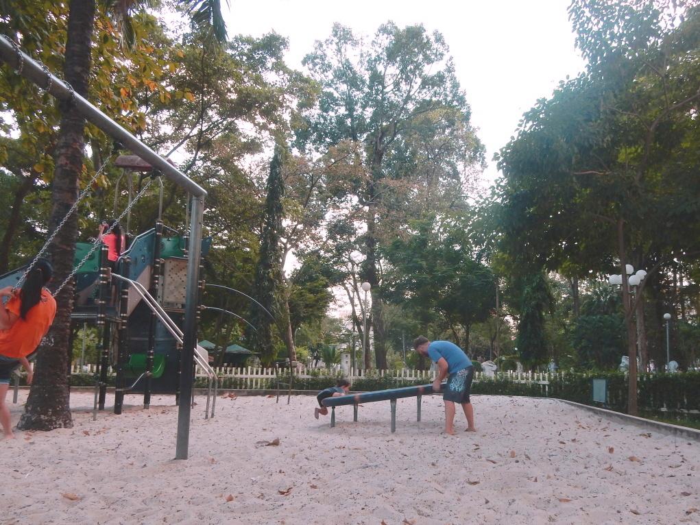 City Park Ho Chi Minh