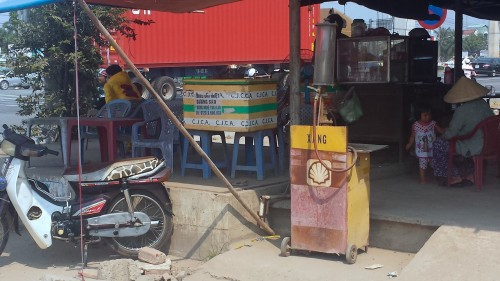 Vietnam Gas Station
