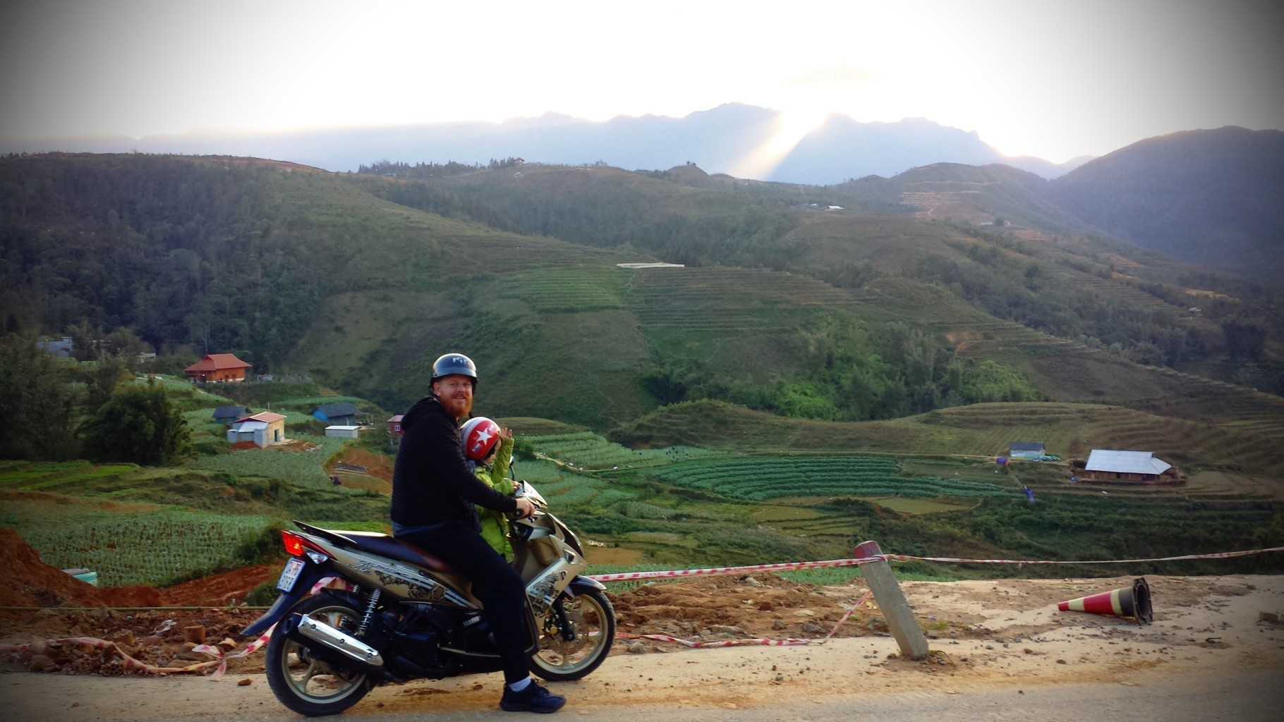 Sapa Self-Guided Motorbike Tour