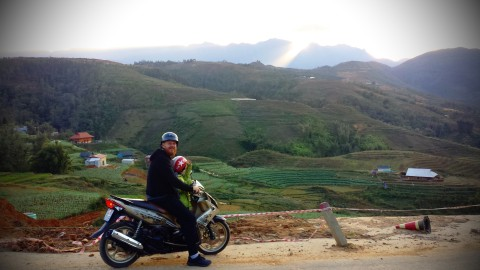 Self-Guided Motorbike Tour of Sapa