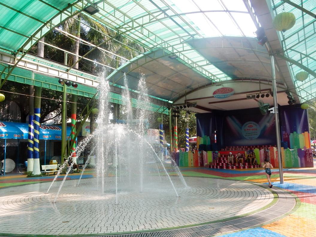 Dam Sen Water Park Ho Chi Minh