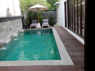 Kaku Villa Pool