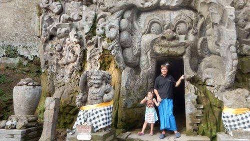 Goa Gajah Cave