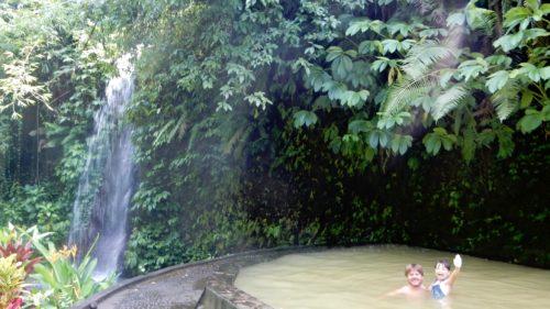 Tabanan Hot Spring