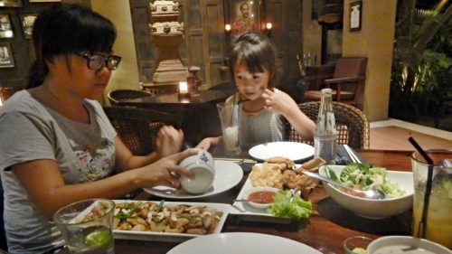 Food in Ubud