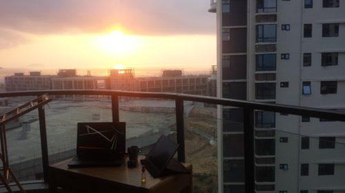 Fuliwan Sunrise