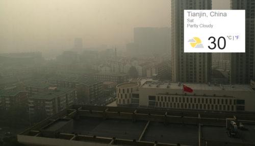 Tianjin Weather