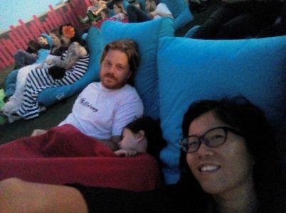 Rooftop Cinema Perth