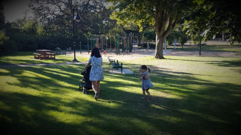 Park Crawl in Oaklands