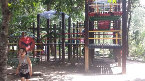 Playground in Chiang Mai Zoo