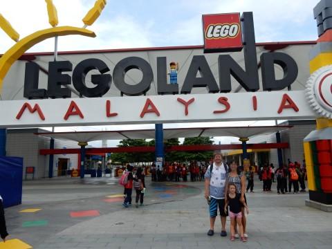 Legoland Malaysia!!! I like it better than Disneyland