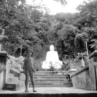 Buddha on Marble Mountains