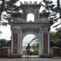 Marble Mountains Arch