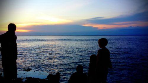 Sunset at Dream Beach