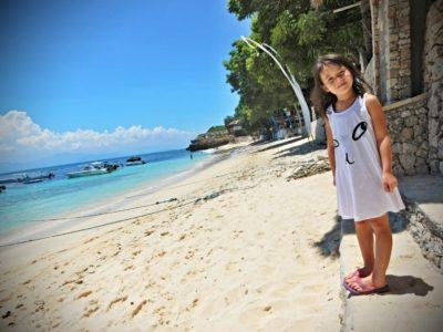 Nusa Lambongan Beach