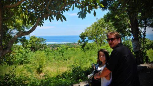 Biking on Nusa Lambongan