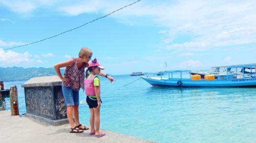 Rae and Sandy Gili Islands