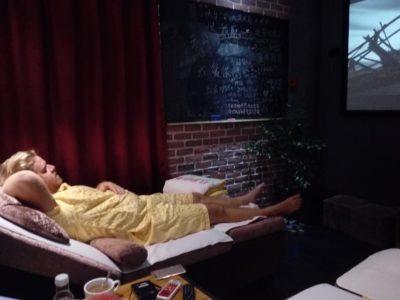 Massage and Movie